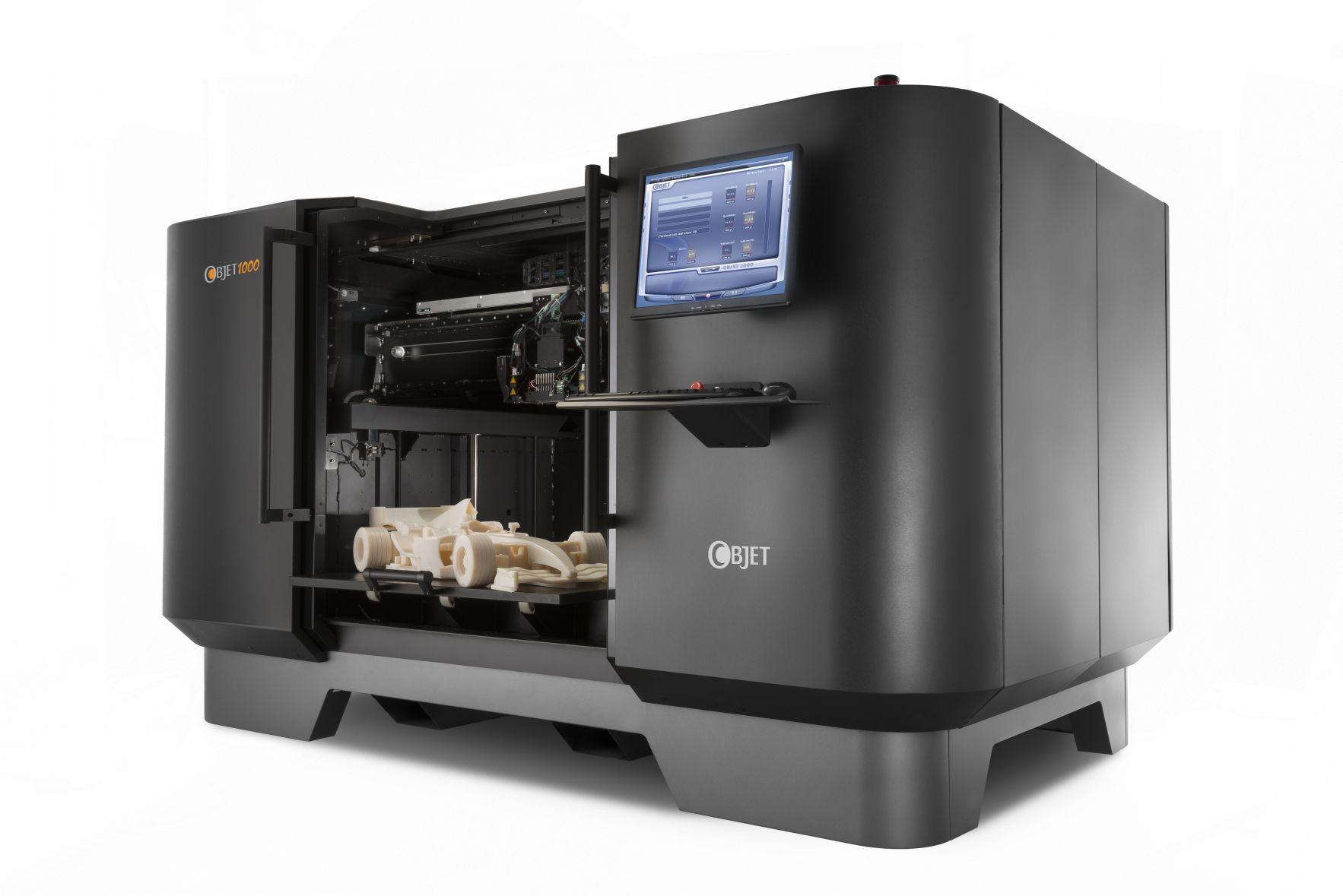 3D Printers:Revolutionizing Manufacturing